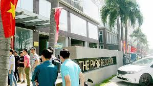 Gia đình cần bán gấp CHCC The K Park Văn Phú, DT 68m2 thông thủy, 2PN, 2WC, đủ đồ, giá 1,75 tỷ