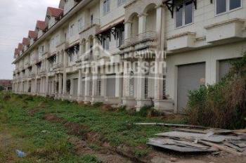 Bán liền kề Cienco 5 Tân Lập, mặt đường Hoàng Quốc Việt, Đan Phương, 90m2, xây thô 0989031677