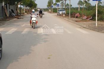 Bán đất Giao Tất, Kim Sơn, 300m2, MT 15m, ngõ ô tô tránh, an sinh đỉnh. LH: 0967.83.83.38