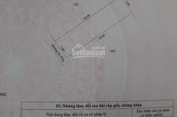 Cần bán miếng đất 100m2 full thổ cư, thị xã Gò Công, Tiền Giang