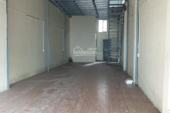 Chính chủ cho thuê nhà 100m2 x 2 tầng khung sắt làm kho tại Mễ Trì Hạ