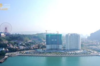 Bán căn hộ nghỉ dưỡng tòa 2S Doji Hạ Long - DT 36,38m2 - Giá 1,75 tỷ (LH 0916992778)