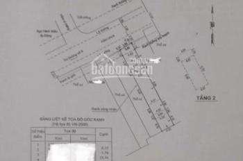 Cần bán nhà 1 trệt 2 lầu đường số 8, Linh Xuân Thủ Đức 108m2 giá 5.85 tỷ