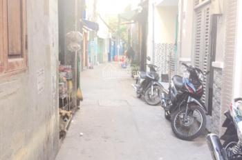 Nhà 2 lầu hẻm 645 Trần Xuân Soạn, quận 7 phường Tân Hưng