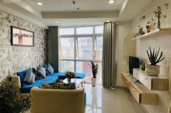 Cho thuê chung cư Conic Sky Residence 107m2, 3PN nội thất, giá 8triệu, LH 0989333462