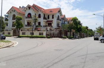 Bán biệt thự Tây Nam Linh Đàm lô góc 2 mặt đường 250m2 x 3.5 tầng, SĐCC, đường rộng 30m