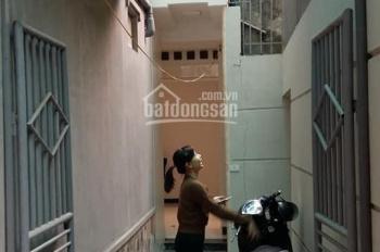 Nhà bán, ngõ 76 Minh Khai, Hai Bà Trưng, 15m2, 5 tầng, giá chỉ 1.2 tỷ