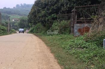 Chính chủ cần bán 2700m2 đất bám mặt đường Thiên Sơn Suối Ngà thuộc xã Vân Hòa, Ba Vì, HN