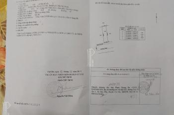 Cần bán nhà mặt tiền đường, xã Hòa Phú, Củ Chi