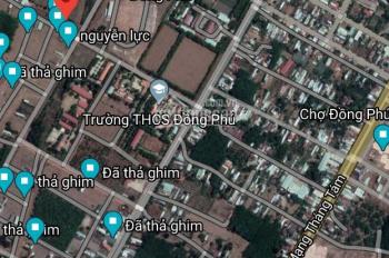 Đất góc 2 mặt tiền đường 17m ngay trường học cấp 1,2,3 gần TT hành chính thông vào khu du lịch