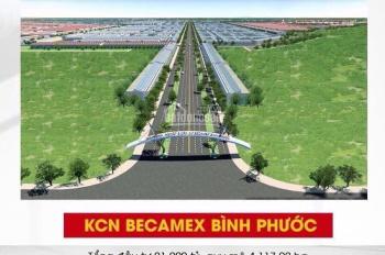 Chỉ 650tr sở hữu tái định cư Becamex dự án tỉ đô, 0383.778.777, 098.3456.635