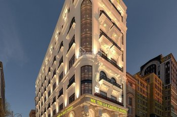 CC bán khách sạn 10 tầng MP Miếu Đầm đối diện khách sạn JW Marriott, 380m2, MT 12m, giá 220 tỷ