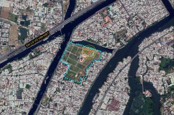 Bán đất mặt tiền view sông Bến Mễ Cốc, Q8 - KDC Rạch Lào. Nền 6x19m 6tỷ (chính chủ), sổ hồng chung