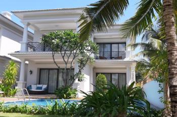 Cần bán gấp căn biệt thự mặt biển Vinpearl Đà Nẵng cho thuê 200tr/tháng, bằng giá gốc, đã có sổ