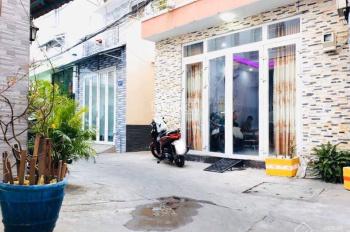 Lê Quang Định - Bán nhà lô góc 3,55 tỷ, ngang 5m, hẻm rộng rãi, văn minh