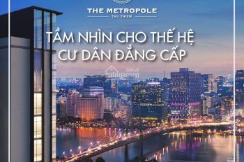 Metropole giá thấp hơn thị trường chỉ chênh 300tr, sang tên trực tiếp CĐT căn 2PN view sông