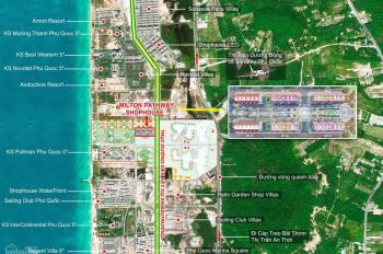 Sở hữu shophouse tại trung tâm Bãi Trường, Phú Quốc chỉ với 9 tỷ tại sao không, chỉ có 20 căn
