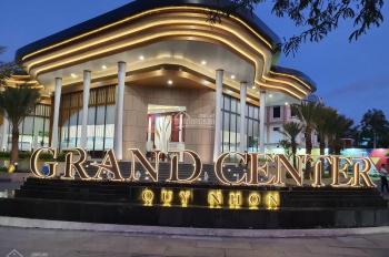 Shophouse dự án Grand Center Quy Nhơn mặt tiền đường Nguyễn Tất Thành, chiết khấu khủng 15%