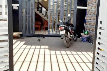 Cho thuê nhà 2 lầu HXT 24/3B đường Nguyễn Thái Bình, Q. Tân Bình