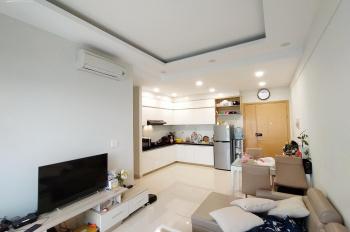 Cho thuê căn hộ 2PN Charmington La Pointe căn góc full nội thất 17 triệu/tháng