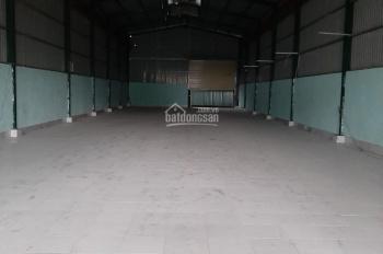 Cho thuê nhà xưởng 600m2, giá 20tr/th, tại đường Võ Văn Bích, xã Bình Mỹ, huyện Củ Chi