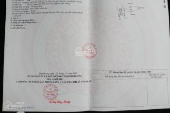 Bán lô đất DT 68m2 ngay chợ Lái Thiêu, đường Phan Đình Phùng, đường 6m, nhựa vị trí đẹp, giá rẻ