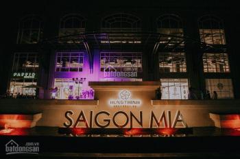 Cho thuê căn hộ Sài Gòn Mia 3PN 82m2 rộng, lầu cao view đẹp giá 13 triệu cho khách thiện chí