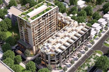 BQL cho thuê văn phòng tòa nhà hạng B mới 100%, The Terra Hào Nam, Đống Đa. LH: 0983989595