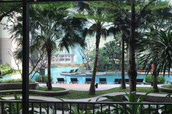 Cực phẩm: Duplex sân vườn 143m2, ngay tầng tiện ích, từ căn hộ ngắm trọn hồ bơi. 0933223933 Ms.Hạnh