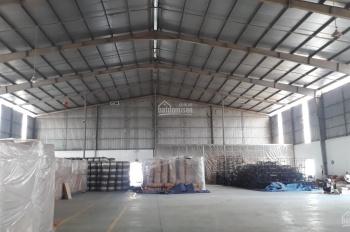 Cho thuê kho, xưởng 3000m2 gần nhà máy nước Thiện Tân, tại xã Hố Nai 3, Trảng Bom. LH. 0909410560