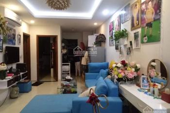 Bán gấp căn 1 phòng ngủ chung cư Vinaconex tòa C 48,88m2 full nội thất