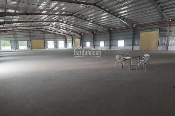 Cho thuê dài hạn 1620m2 kho xưởng mặt tiền Lý Thường Kiệt thuộc thị xã Dĩ An, tỉnh Bình Dương