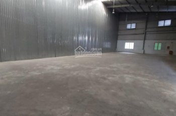 Kho xưởng mới xây cho thuê dài hạn mặt tiền đường An Tây thuộc huyện Bến Cát, tỉnh Bình Dương