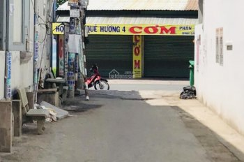 Nhà hẻm xe hơi Nguyễn Thị Kiểu, sau 1 căn ra mặt tiền. Cạnh Satrafood, hẻm 5m