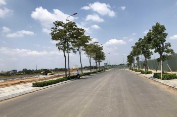 Cần bán lô đất MT đường Phạm Hùng, H Bình Chánh, giá 1.6 tỷ, 80m2, dân cư đông, SHR, LH: 0934088943