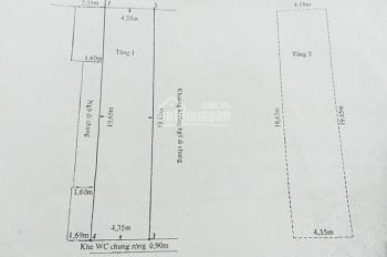 Bán nhà phố Nguyễn Đức Cảnh, Lê Chân, Hải Phòng. DT: 85,5m2 * 2 tầng, giá 21,5 tỷ