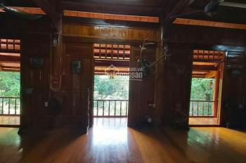 Bán nhà sàn tại Nhuận Trạch, Lương Sơn, Hòa Bình