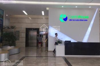 Cho thuê căn hộ Officetel tại Ecolife Tố Hữu - Hà Đông DT: 75m2 65m2 giá: 9tr/1th, LH: 0364161540