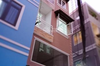 Bán nhà HXH đường Thích Quảng Đức, phường 4, Phú Nhuận, 4 tầng, 5.4 tỷ TL