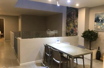 Nhà phố Cityland cho thuê, mới, thiết kế đẹp, diện tích sử dụng 200m2, có máy lạnh, bếp - 16tr/th
