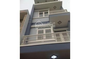 Cho thuê nhà 1 trệt 2 lầu 4PN hẻm ô tô, DT 200m2 ngay Nguyễn Duy Trinh giá 10tr