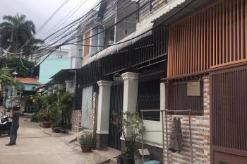 Bán gấp nhà nát hẻm xe hơi đường Số 2, Lê Văn Việt