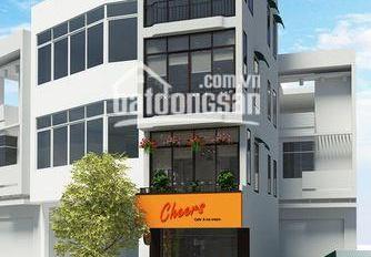 Cần bán gấp nhà mặt phố Trần Khát Chân, diện tích 102m2 sàn