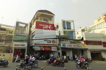 Bán nhà 3 lầu, 6x18m, mặt tiền quận Phú Nhuận 35 tỷ, địa chỉ 139C Hoàng Văn Thụ, phường 8