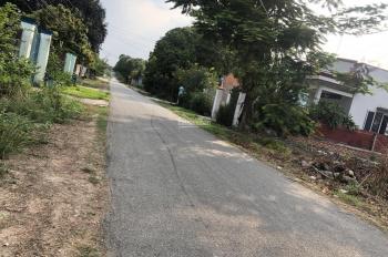 Bán đất chính chủ Phạm Văn Cội, mặt tiền đường nhựa 489 rộng 6m, DT 5x50 thổ cư hết 2 mặt tiền