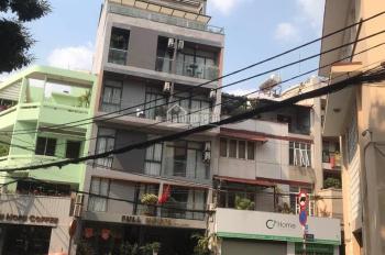 Bán tòa nhà 19 căn hộ dịch vụ quận 1, mặt tiền 56 Trần Quý Khoách, 8x18m, 4 lầu
