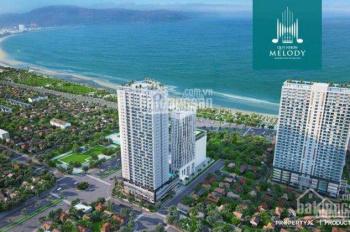 Căn hộ cao cấp ngay trung tâm biển Quy Nhơn, cách quảng trường 500m2, giá chỉ 1.6 tỷ/căn. Kí HĐ 25%