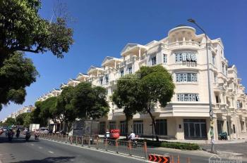 Bán căn nhà 1 trệt 4 lầu mặt tiền đường kinh doanh Phan Văn Trị 30m Cityland Park Hills