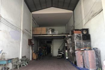 Bán đất thổ cư có nhà xưởng mặt tiền đường An Dương Vương, P. An Lạc, Q. Bình Tân