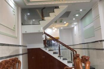 Cho thuê nhà nguyên căn MT 8C Bàu Cát 1, P14, Tân Bình